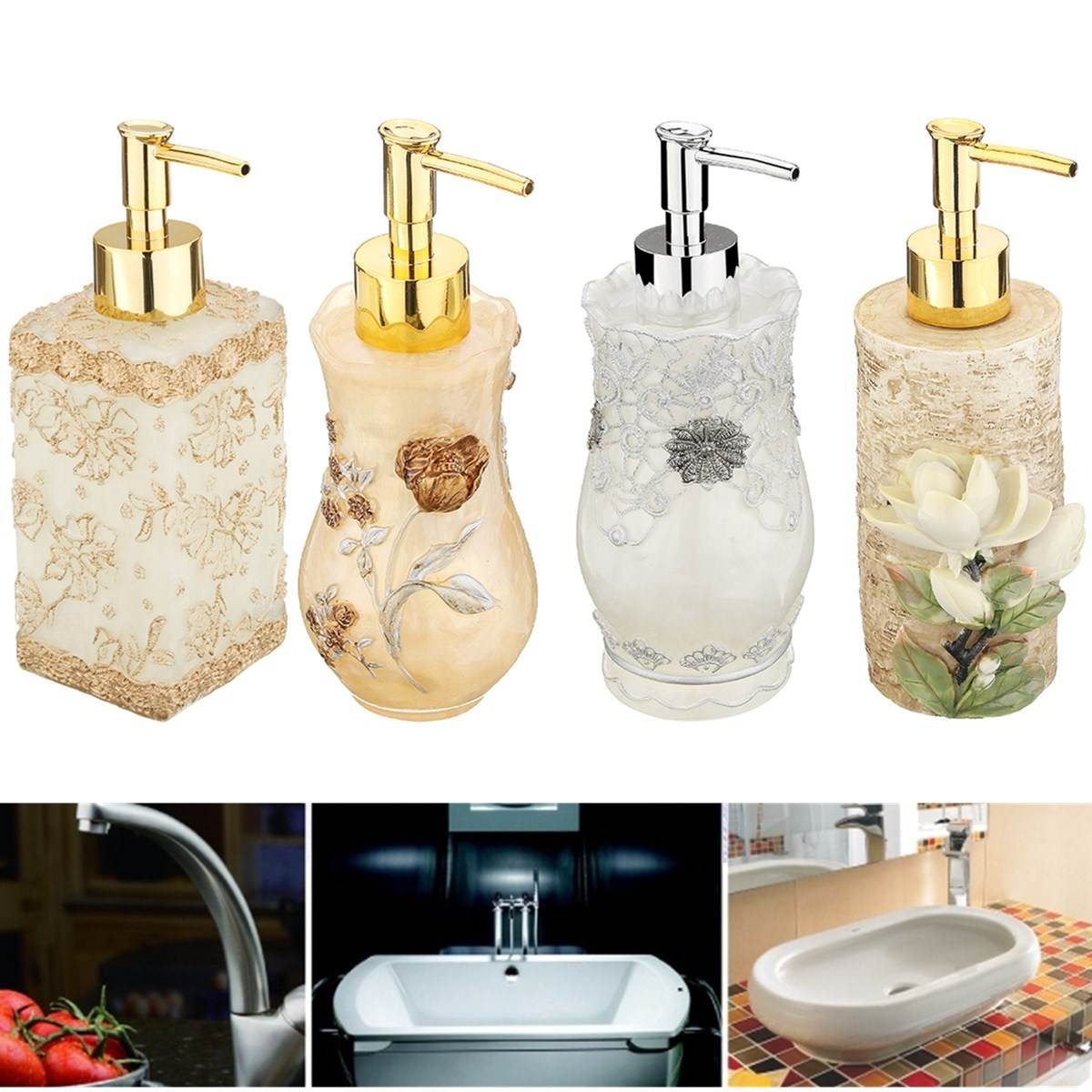 300ml-resin-hand-sanitizer-dispenser-for-home